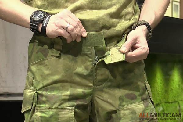 Рысь Тактические штаны 5.45 Design Обзор
