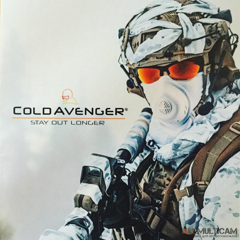 Маски и балаклавы ColdAvenger