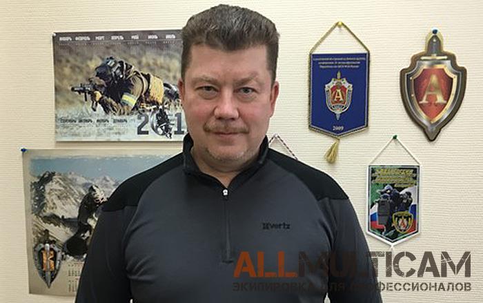 Сергей Гончаров - генеральный директор ALLMULTICAM