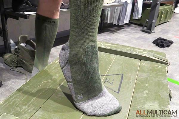 Фантом Silver Треккинговые носки 5.45 DESIGN обзор