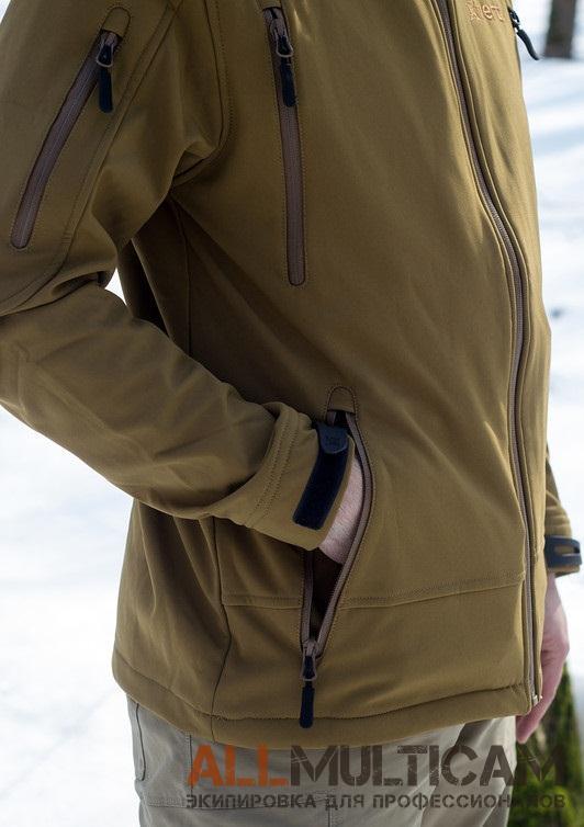 Обзор куртки OPS Shell Vertx