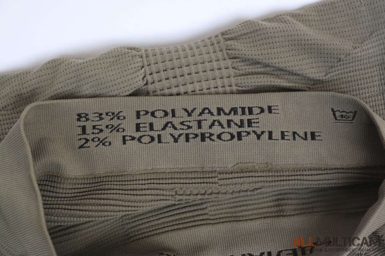 состав ткани на поясе демисезонного термобелья 5.45 DESIGN