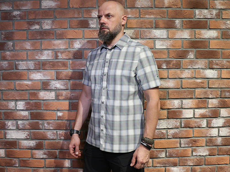 Атака Рубашка для скрытого ношения оружия