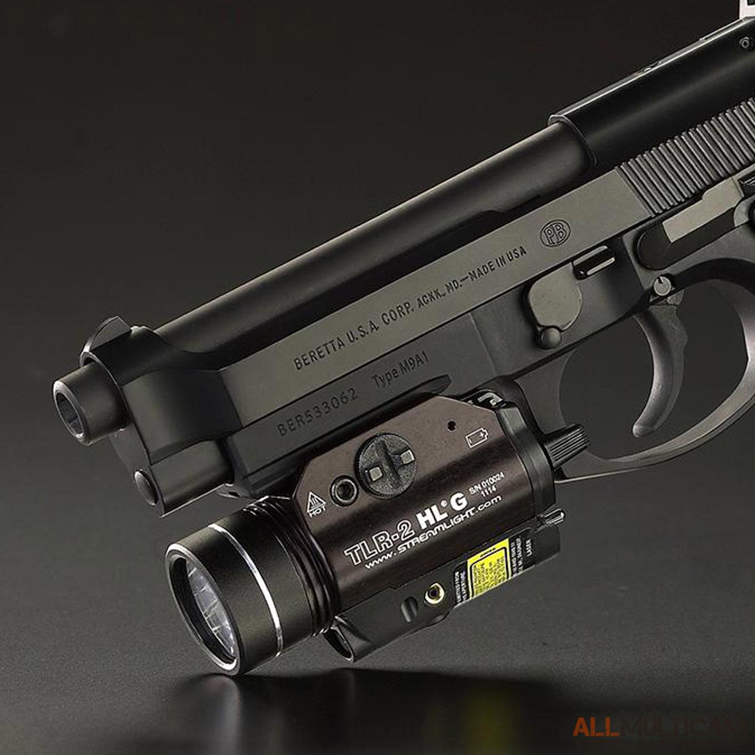 Фонарь TLR-2 HL G StreamLight