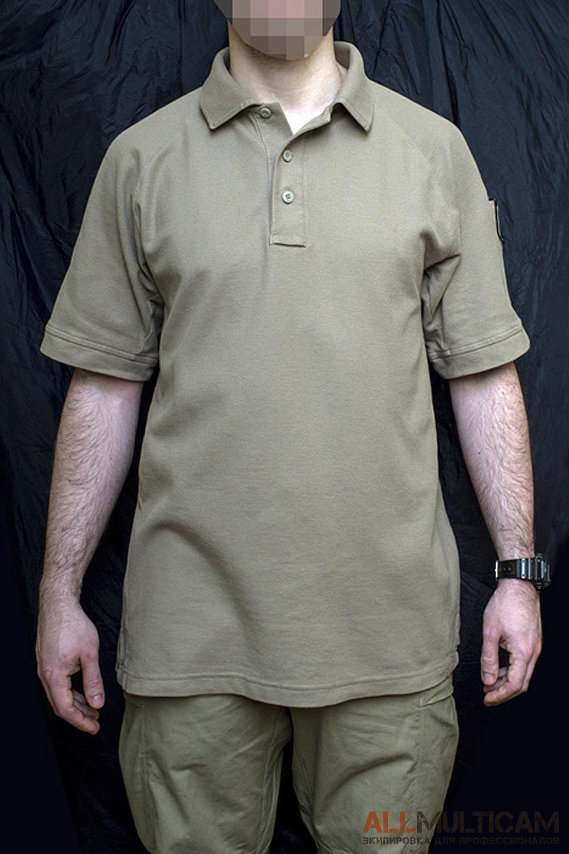 Рубашка поло Coldblack Vertx вид спереди
