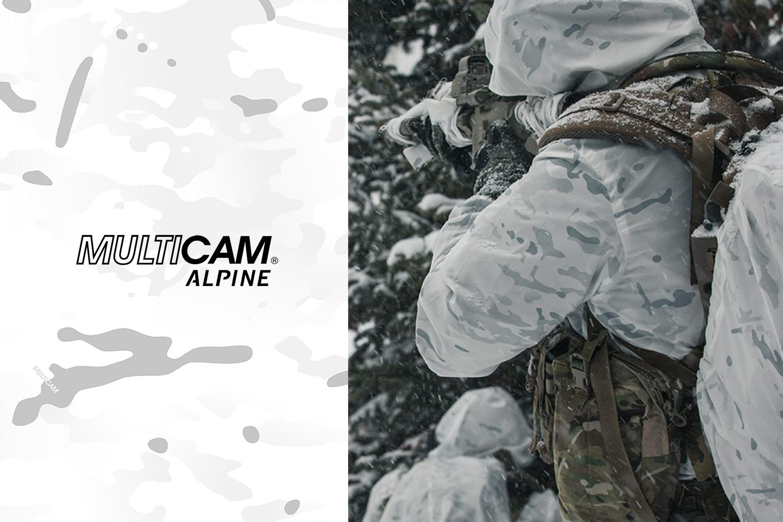 Фото камуфляжа MultiCam Alpine