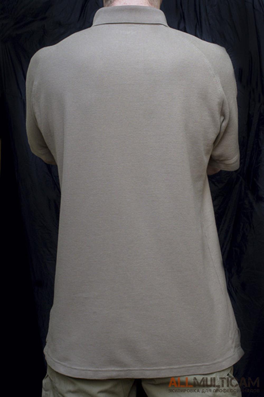 Рубашка поло Coldblack Vertx вид сзади