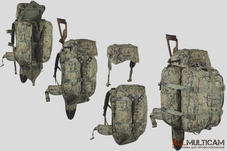 Новый рюкзак Eberlestock
