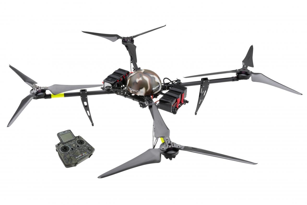 Беспилотный летательный аппарат MULTIROTOR G4 Recon One