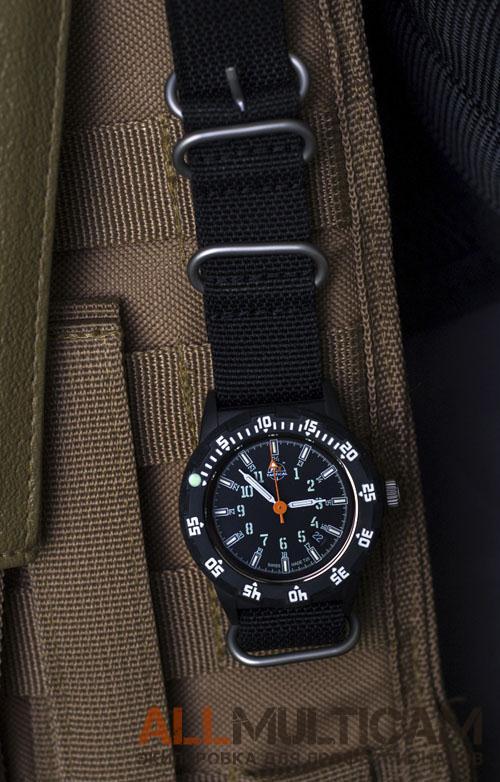 Обзор тактических часов Trooper Carbon H3.3302.754.1.4 H3 Tactical