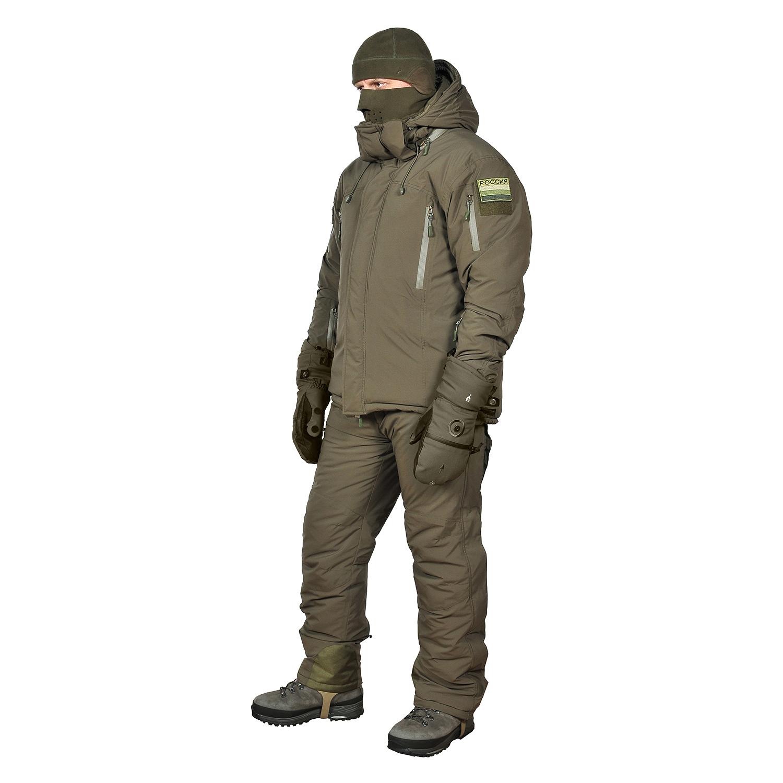 Тактический зимний костюм Ирбис 2 5.45 DESIGN