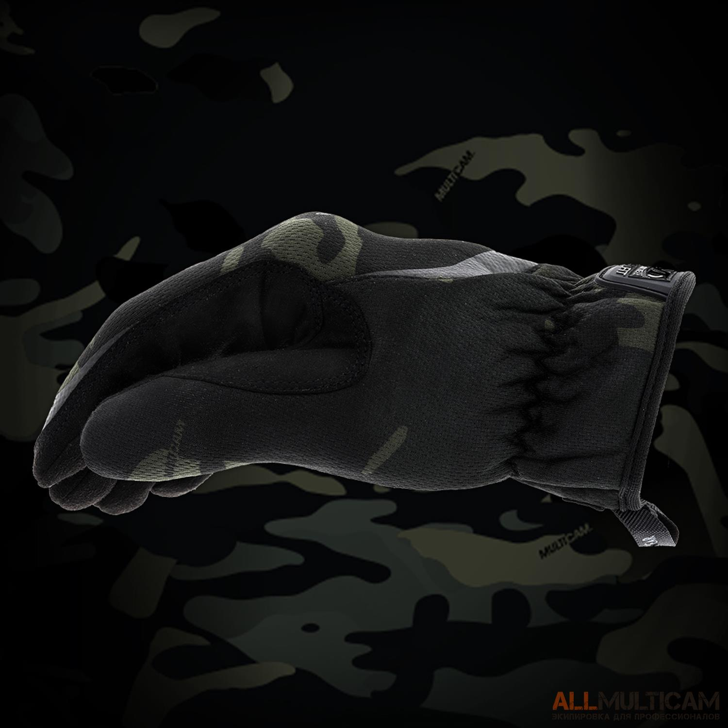 Mechanix MultiCam Black и Alpine