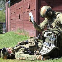 Снаряжение и средства по диагнозу военного медика