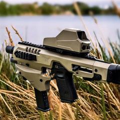 Тюнинг пистолета Глок