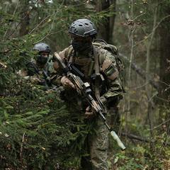 Военные и тактические куртки