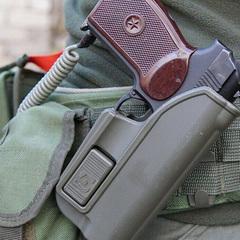ПМ (Пистолет Макарова)