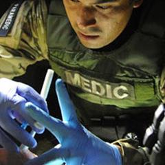 Снаряжение и средства тактической медицины