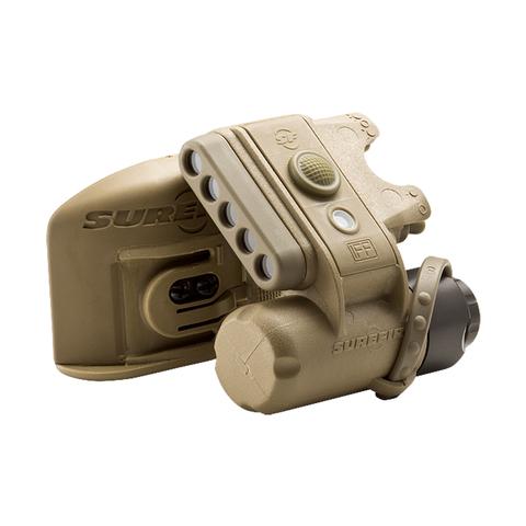 Нашлемный фонарь HL1-A Surefire – купить с доставкой по цене 9 590р
