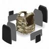 Тактический жилет для бронепластин DCS Warrior Assault Systems – фото 29