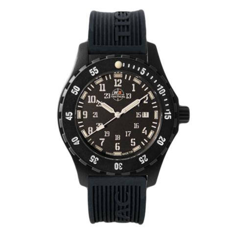 Часы TROOPER CARBON, модель H3.3302.780.1.3 H3TACTICAL (в подарочной упаковке) – купить с доставкой по цене 10990руб.