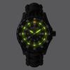 Часы TROOPER CARBON, модель H3.3302.780.1.8 H3TACTICAL (в подарочной упаковке) – фото 2