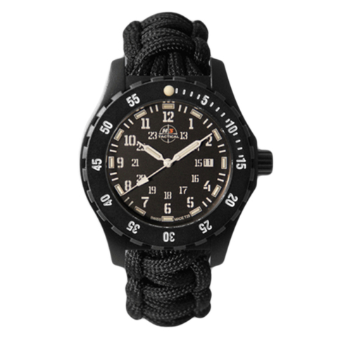 Часы TROOPER CARBON, модель H3.3302.780.1.8 H3TACTICAL (в подарочной упаковке) – купить с доставкой по цене 10990руб.