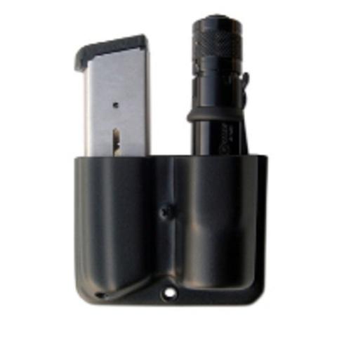 Пластиковый комбинированный подсумок (Фонарь, магазин Глок 17) Blade-Tech – купить с доставкой по цене 4690руб.