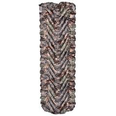 Лёгкий надувной коврик Static V Camo Klymit