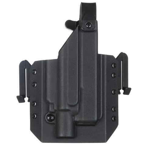 Быстросъёмная кобура Level 1 под Glock 17 с фонарём X400 5.45 DESIGN – купить с доставкой по цене 0руб.