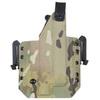 Быстросъёмная кобура Level 1 под Glock 17 с фонарём X400 5.45 DESIGN – фото 2