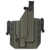 Быстросъёмная кобура Level 1 под Glock 17 с фонарём X400 5.45 DESIGN – фото 3