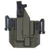 Быстросъёмная кобура Level 1 под Glock 17 с фонарём X400 5.45 DESIGN – фото 4
