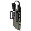 Быстросъёмная кобура Level 1 под Glock 17 с фонарём X400 5.45 DESIGN – фото 5