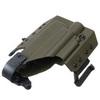 Быстросъёмная кобура Level 1 под Glock 17 с фонарём X400 5.45 DESIGN – фото 7
