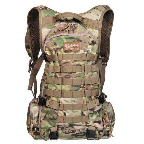 Тактический рюкзак со встроенной гидросистемой на 3 литра RIG 1600 Geigerrig – купить с доставкой по цене 16 290р