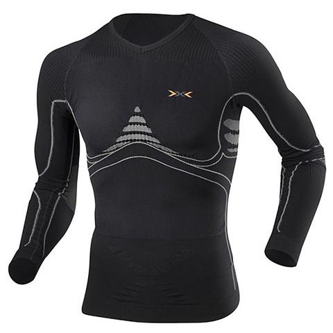 Термобельё (футболка) Energy Accumulator Extra Warm Long X-Bionic – купить с доставкой по цене 11 700р