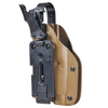 Тактическая пластиковая кобура WRS Level II Duty Holster Blade-Tech – фото 9