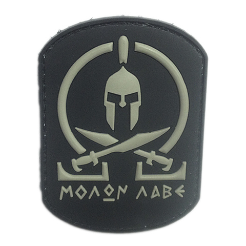 Патч 'MOLON ЛABE' (ПРИДИ И ВОЗЬМИ) – купить с доставкой по цене 390р