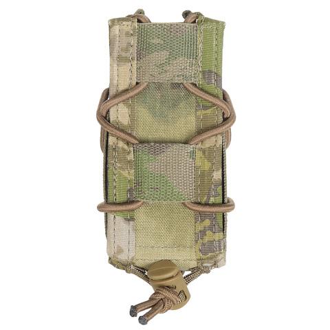 Универсальный подсумок открытого типа на кнопках под 1 пистолетный магазин 5.45 DESIGN – купить с доставкой по цене 0руб.