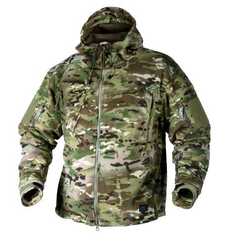 Флисовая куртка с капюшоном Patriot Helikon-Tex – купить с доставкой по цене 5690руб.