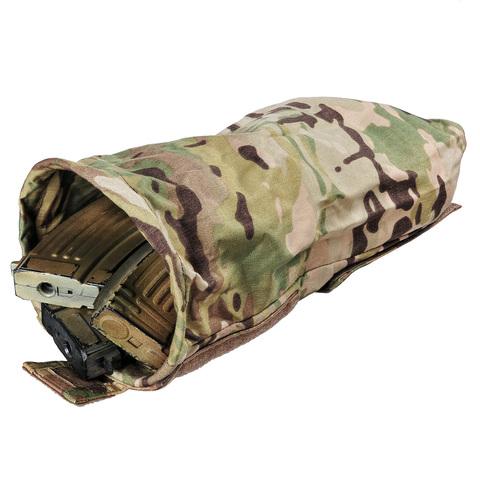 Малый подсумок для сброса пустых магазинов Slim Line Dump Warrior Assault Systems – купить с доставкой по цене 2850руб.