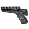 Пистолетная рукоятка с планкой пикатинни для ружья Remington 870 CAA – фото 3