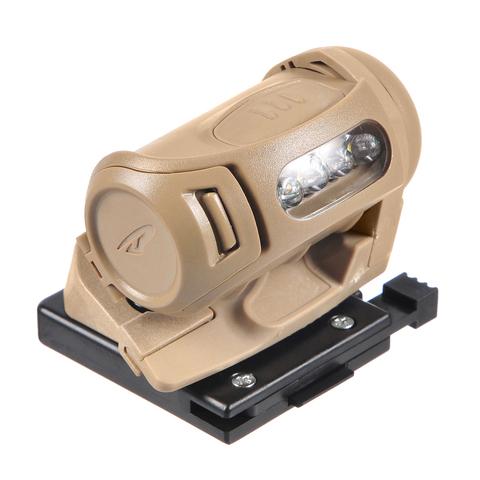 Нашлемный фонарь FRED TACTICAL MPLS Princeton Teс – купить с доставкой по цене 3190руб.