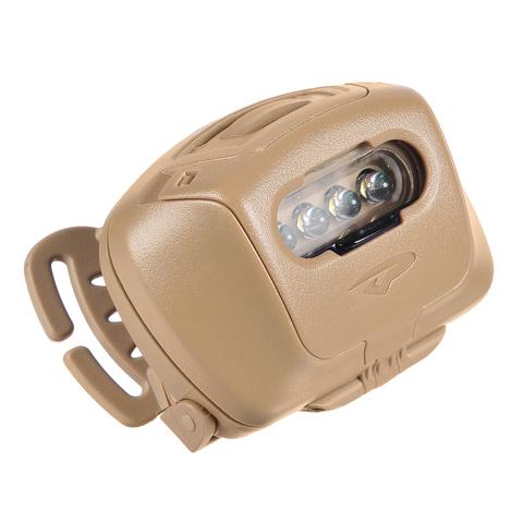 Нашлемный фонарь QUAD TACTICAL MPLS Princeton Tec – купить с доставкой по цене 4390руб.