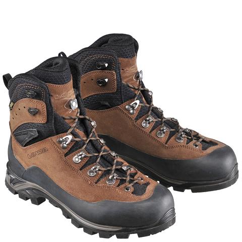 Треккинговые ботинки Cevedale Pro GTX Lowa – купить с доставкой по цене 20 990р