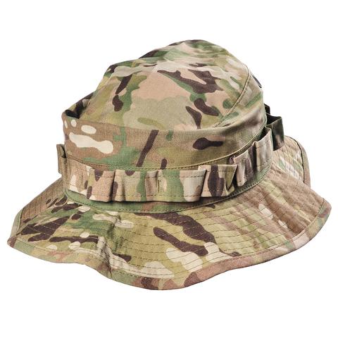 Тактическая панама Boonie Hat Navy Custom Crye Precision – купить с доставкой по цене 3 990р