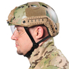 Пластиковый шлем - реплика карбонового Ops-Core – фото 5