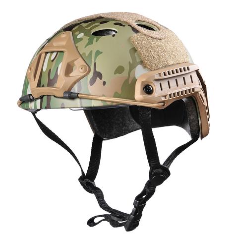 Пластиковый шлем - реплика карбонового Ops-Core – купить с доставкой по цене 4 990р