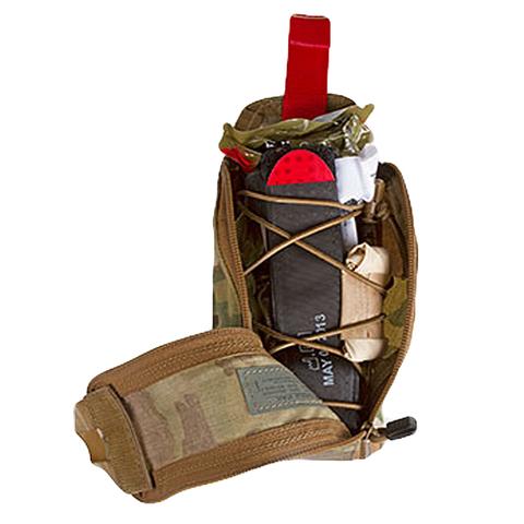 Тактический подсумок с медицинским комплектом BLS Eagle IFAK North American Rescue – купить с доставкой по цене 16490руб.