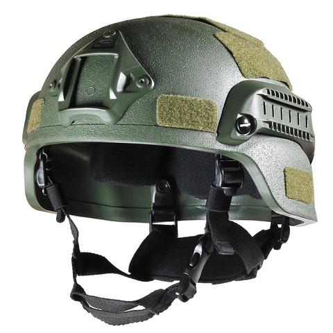 Баллистический шлем MICH Soft Bulletproof Communication – купить с доставкой по цене 29990руб.